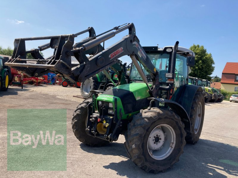 Traktor du type Deutz-Fahr Agrofarm 420 TTV, Gebrauchtmaschine en Dinkelsbühl (Photo 1)