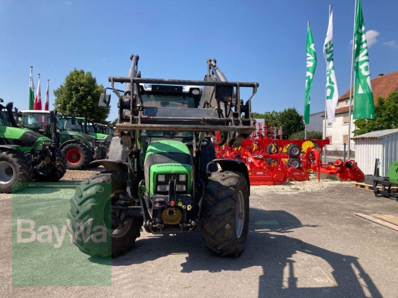 Traktor des Typs Deutz-Fahr Agrofarm 420 TTV, Gebrauchtmaschine in Dinkelsbühl (Bild 2)