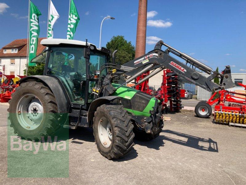Traktor des Typs Deutz-Fahr Agrofarm 420 TTV, Gebrauchtmaschine in Dinkelsbühl (Bild 4)