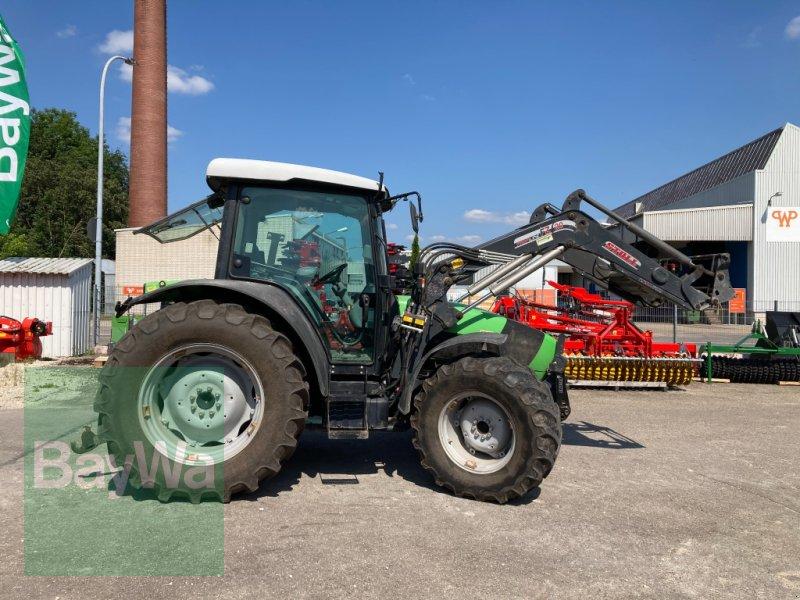 Traktor des Typs Deutz-Fahr Agrofarm 420 TTV, Gebrauchtmaschine in Dinkelsbühl (Bild 5)