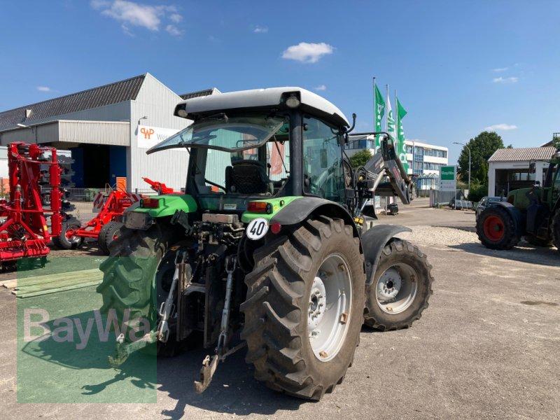 Traktor des Typs Deutz-Fahr Agrofarm 420 TTV, Gebrauchtmaschine in Dinkelsbühl (Bild 6)