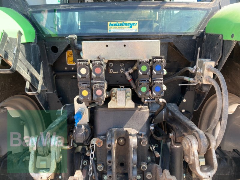 Traktor des Typs Deutz-Fahr Agrofarm 420 TTV, Gebrauchtmaschine in Dinkelsbühl (Bild 8)