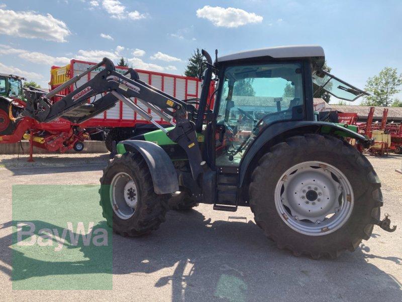Traktor des Typs Deutz-Fahr Agrofarm 420 TTV, Gebrauchtmaschine in Dinkelsbühl (Bild 10)
