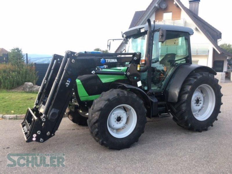 Traktor des Typs Deutz-Fahr Agrofarm 420, Gebrauchtmaschine in St. Märgen (Bild 1)