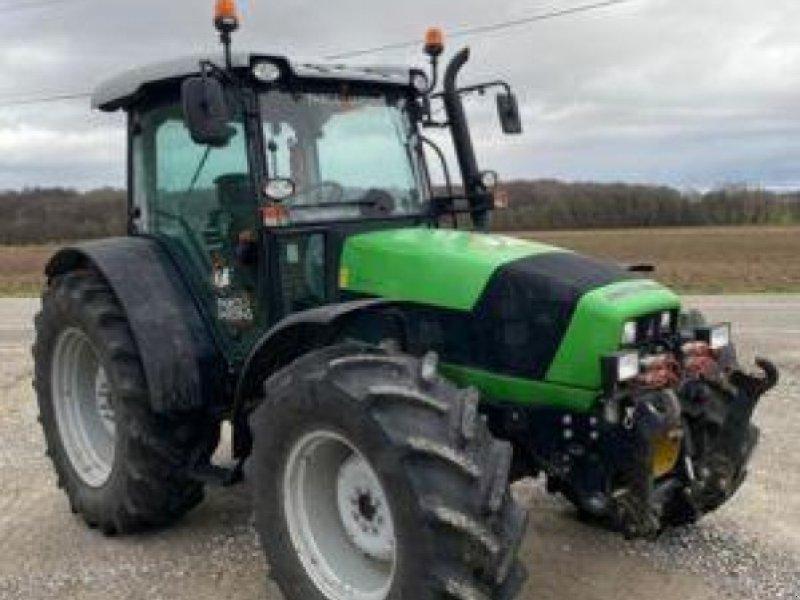 Traktor des Typs Deutz-Fahr AGROFARM 420, Gebrauchtmaschine in Sainte-Croix-en-Plaine (Bild 1)
