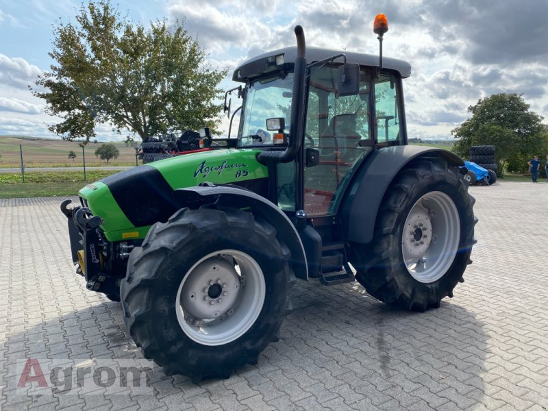 Traktor des Typs Deutz-Fahr Agrofarm 85, Gebrauchtmaschine in Thür (Bild 1)