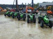 Traktor a típus Deutz-Fahr Agrofarm 85c / 95c, Gebrauchtmaschine ekkor: Holten