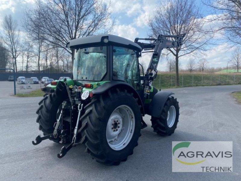 Traktor des Typs Deutz-Fahr AGROFARM TTV 420, Gebrauchtmaschine in Meppen (Bild 3)