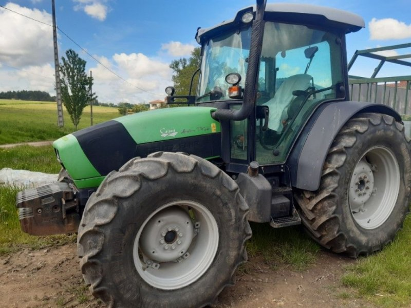 Traktor a típus Deutz-Fahr Agrofarm TTV 430, Gebrauchtmaschine ekkor: Roussillon (Kép 1)