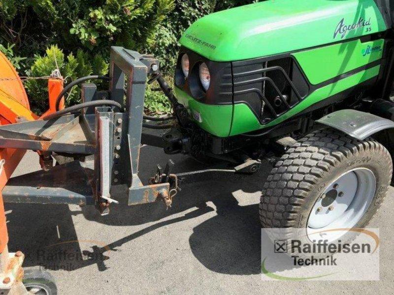 Traktor des Typs Deutz-Fahr Agrokid 35, Gebrauchtmaschine in Linsengericht - Altenhaßlau (Bild 8)