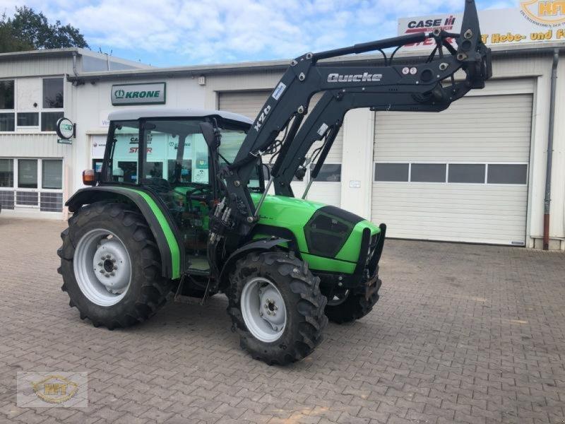 Traktor des Typs Deutz-Fahr Agrolux 310 DT, Gebrauchtmaschine in Waldkappel (Bild 1)