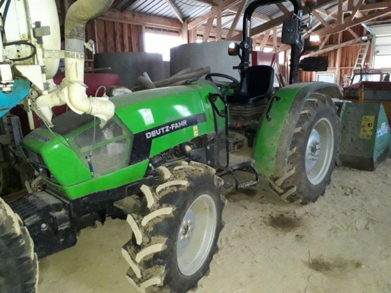 Traktor a típus Deutz-Fahr AGROLUX 410, Gebrauchtmaschine ekkor: CHAUMONT (Kép 1)