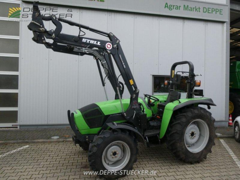 Traktor типа Deutz-Fahr Agrolux 65, Gebrauchtmaschine в Lauterberg/Barbis (Фотография 1)