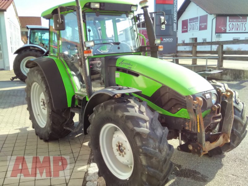 Traktor des Typs Deutz-Fahr Agroplus 100, Gebrauchtmaschine in Teising (Bild 2)
