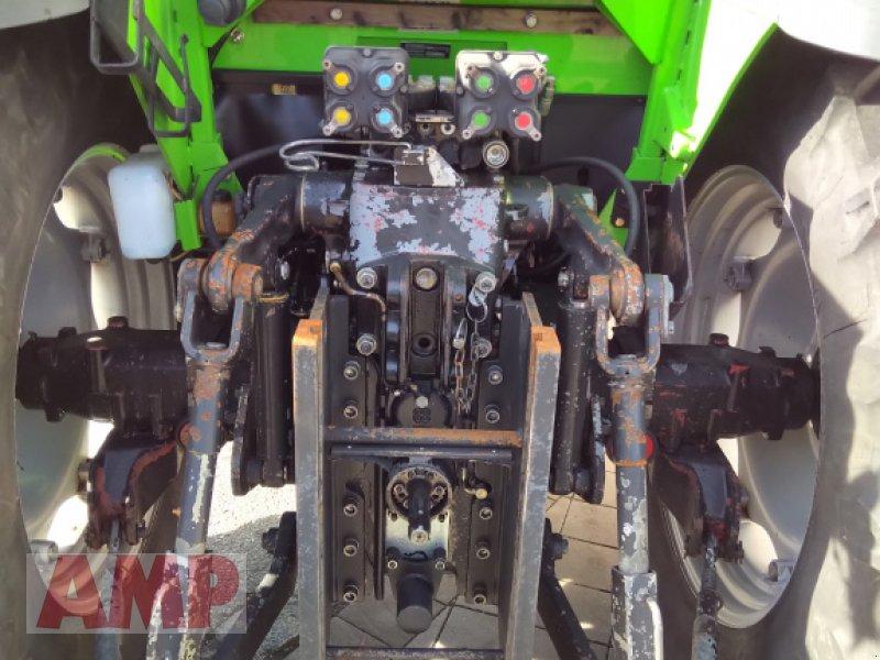 Traktor des Typs Deutz-Fahr Agroplus 100, Gebrauchtmaschine in Teising (Bild 4)