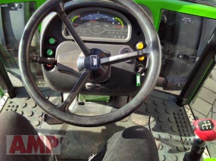 Traktor типа Deutz-Fahr Agroplus 100, Gebrauchtmaschine в Teising (Фотография 6)