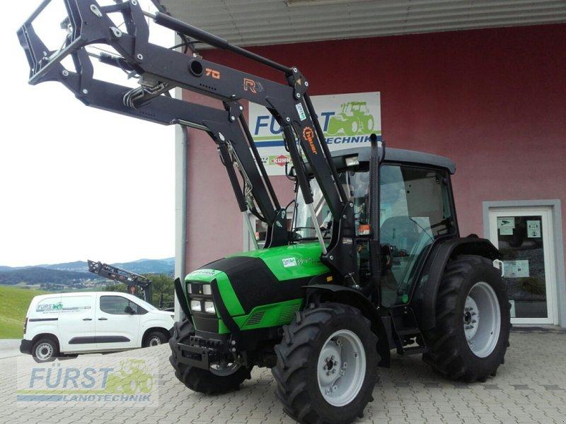 Traktor типа Deutz-Fahr Agroplus 310 Ecoline, Gebrauchtmaschine в Perlesreut (Фотография 1)