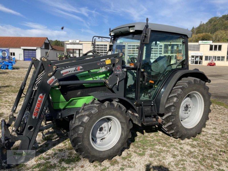 Traktor des Typs Deutz-Fahr AGROPLUS 315 Ecoline, Gebrauchtmaschine in Beilngries (Bild 1)