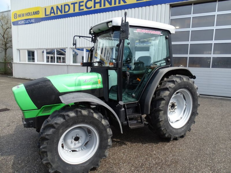 Traktor des Typs Deutz-Fahr Agroplus 320 A Europa, Gebrauchtmaschine in Burgkirchen (Bild 1)