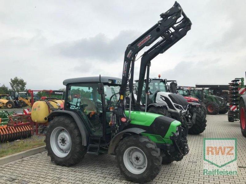 Traktor des Typs Deutz-Fahr Agroplus 410 ecoline, Gebrauchtmaschine in Diez (Bild 2)
