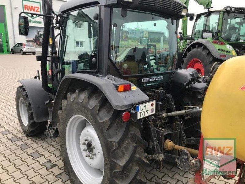 Traktor des Typs Deutz-Fahr Agroplus 410 ecoline, Gebrauchtmaschine in Diez (Bild 4)