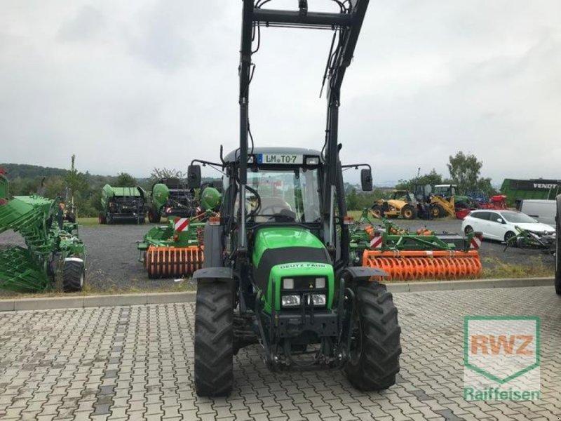 Traktor des Typs Deutz-Fahr Agroplus 410 ecoline, Gebrauchtmaschine in Diez (Bild 3)