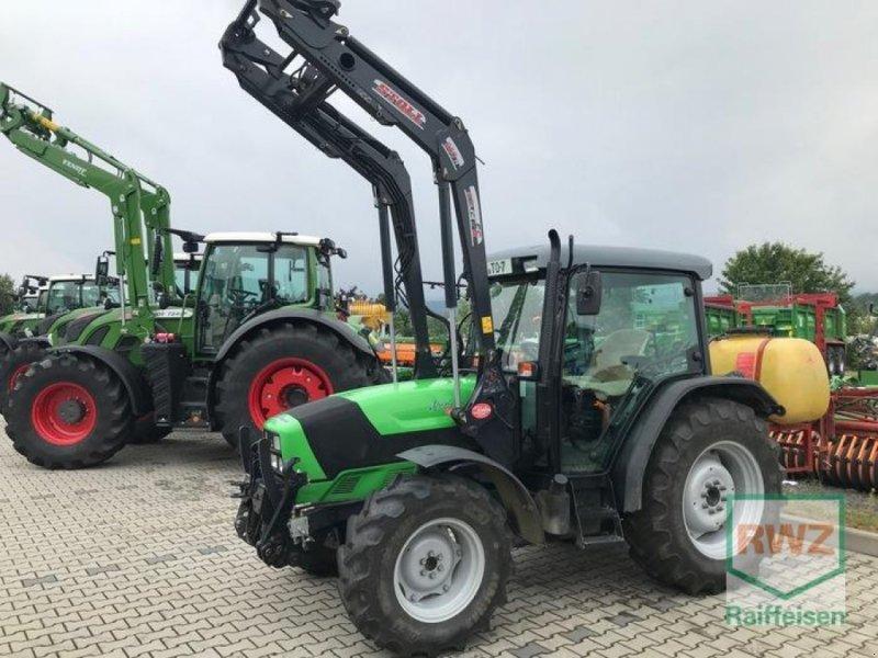Traktor des Typs Deutz-Fahr Agroplus 410 ecoline, Gebrauchtmaschine in Diez (Bild 1)