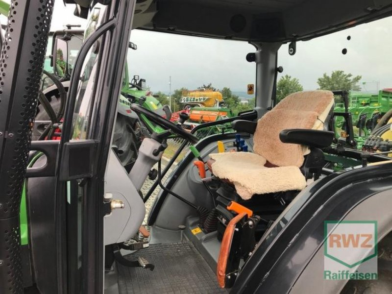 Traktor des Typs Deutz-Fahr Agroplus 410 ecoline, Gebrauchtmaschine in Diez (Bild 5)