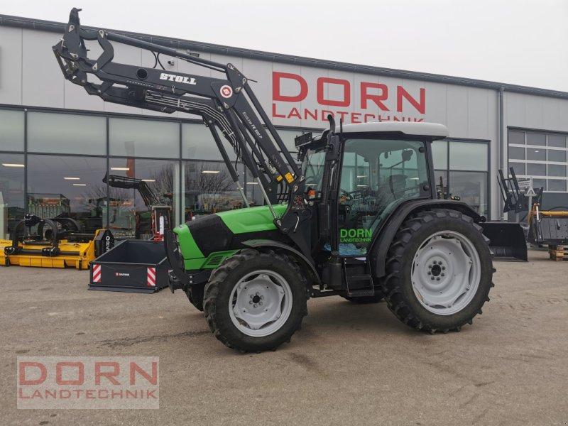 Traktor des Typs Deutz-Fahr Agroplus 410 GS, Gebrauchtmaschine in Bruckberg (Bild 1)