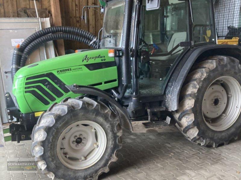 Traktor типа Deutz-Fahr Agroplus 60 Classic, Gebrauchtmaschine в Aurolzmünster (Фотография 1)