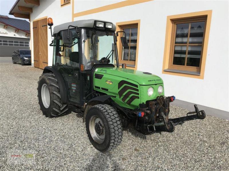 Traktor des Typs Deutz-Fahr AGROPLUS 70 S, Gebrauchtmaschine in Töging am Inn (Bild 3)