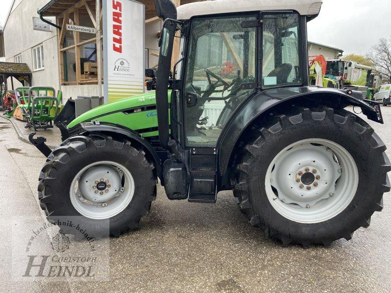 Traktor des Typs Deutz-Fahr Agroplus 85 Premium (o. Klima), Gebrauchtmaschine in Stephanshart (Bild 1)