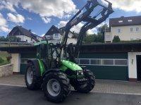 Deutz-Fahr Agroplus 85 wie 75 95 Allrad Frontlader 40km/h 1.Hand - im TOP Zustand Traktor