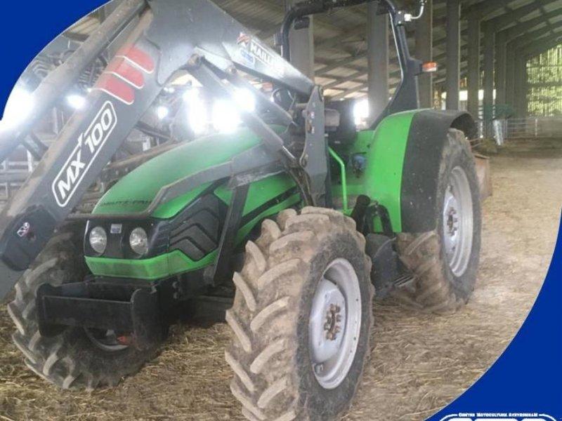 Traktor a típus Deutz-Fahr AGROPLUS 85, Gebrauchtmaschine ekkor: RODEZ (Kép 1)