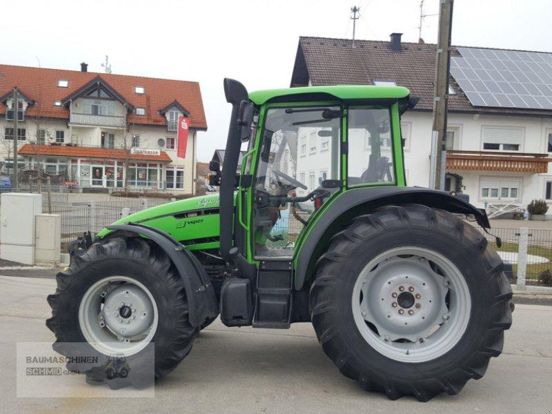 Traktor des Typs Deutz-Fahr Agroplus 85, Gebrauchtmaschine in Stetten (Bild 1)