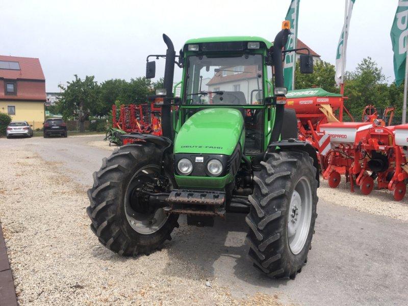 Traktor des Typs Deutz-Fahr Agroplus 85, Gebrauchtmaschine in Dinkelsbühl (Bild 2)