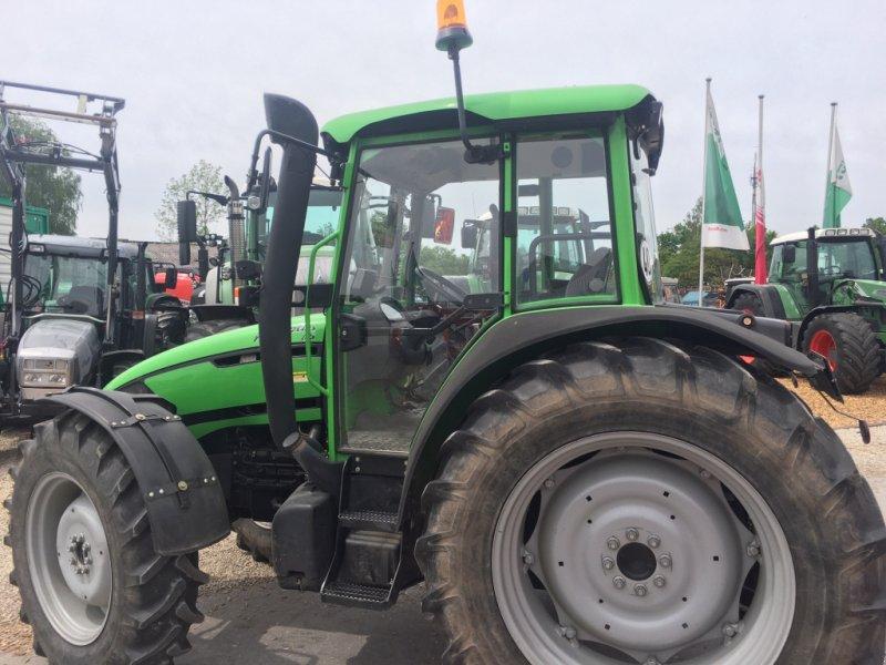 Traktor des Typs Deutz-Fahr Agroplus 85, Gebrauchtmaschine in Dinkelsbühl (Bild 6)