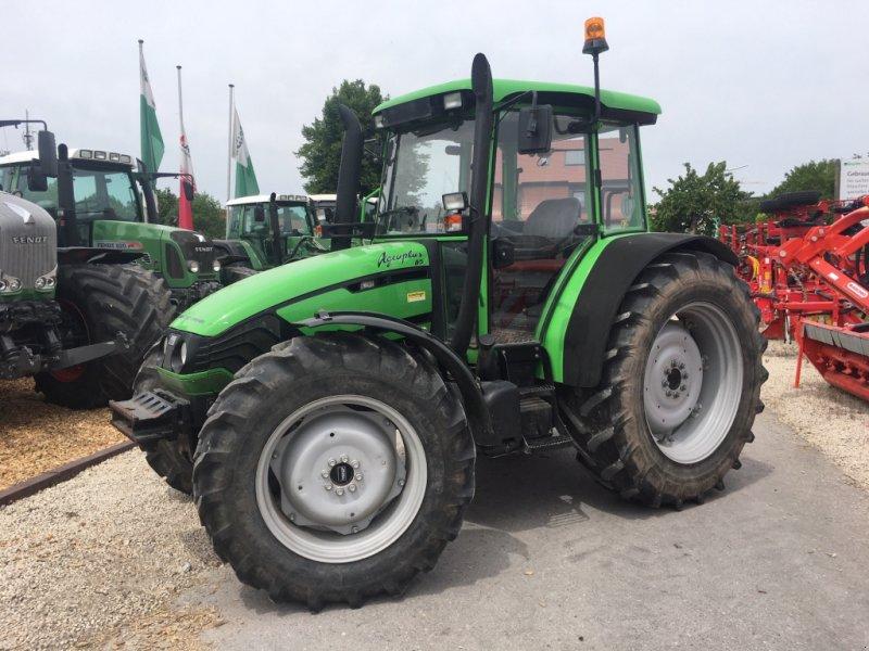 Traktor des Typs Deutz-Fahr Agroplus 85, Gebrauchtmaschine in Dinkelsbühl (Bild 1)