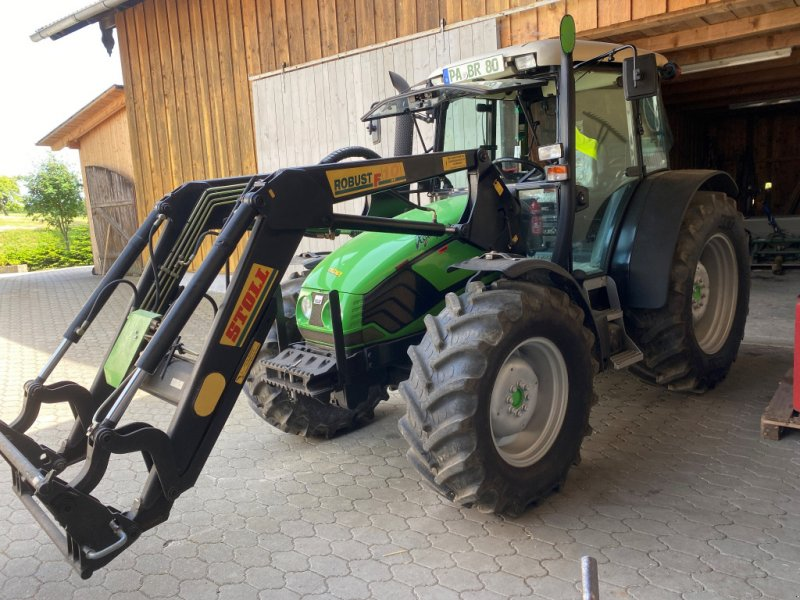 Traktor a típus Deutz-Fahr Agroplus 85, Gebrauchtmaschine ekkor: Eging am See (Kép 1)