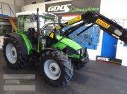 Traktor a típus Deutz-Fahr Agroplus 85Allr. Erst 3200 Std! Mit Stoll Ind-Lader.  Gepflegt!!, Gebrauchtmaschine ekkor: Langenzenn