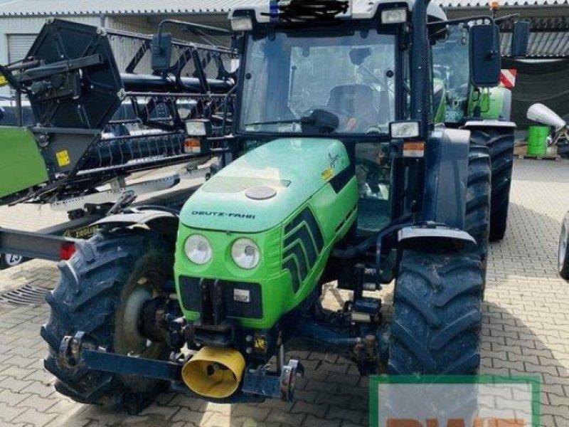 Traktor des Typs Deutz-Fahr Agroplus 87, Gebrauchtmaschine in Zülpich (Bild 1)