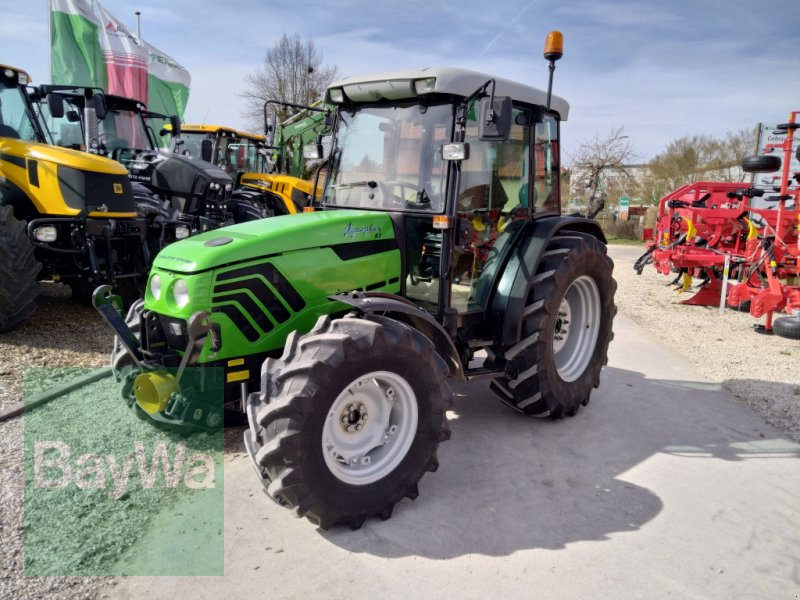 Traktor of the type Deutz-Fahr Agroplus 87, Gebrauchtmaschine in Dinkelsbühl (Picture 1)