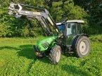 Traktor des Typs Deutz-Fahr Agroplus  87 in Hienheim
