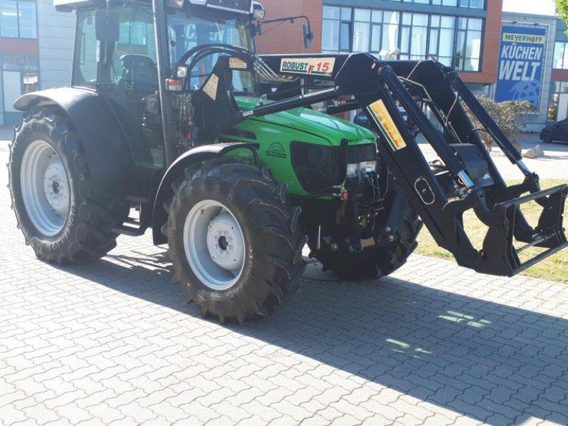 Traktor des Typs Deutz-Fahr Agroplus 95 New, Gebrauchtmaschine in Stuhr (Bild 2)