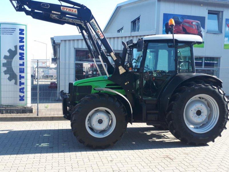 Traktor des Typs Deutz-Fahr Agroplus 95 New, Gebrauchtmaschine in Stuhr (Bild 1)