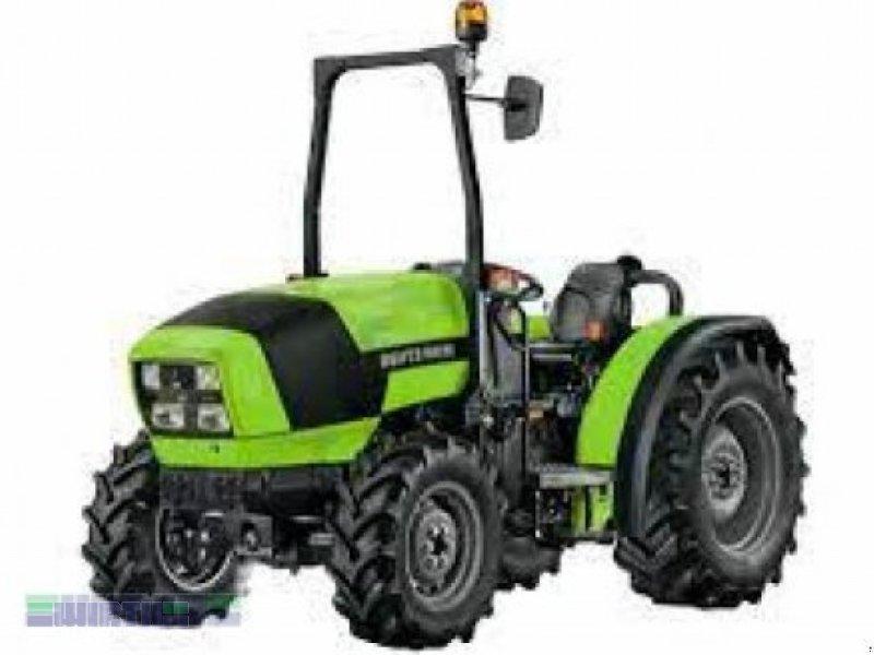 """Traktor des Typs Deutz-Fahr Agroplus F 70 Keyline """"Plantagenschlepper"""", Neumaschine in Buchdorf (Bild 1)"""