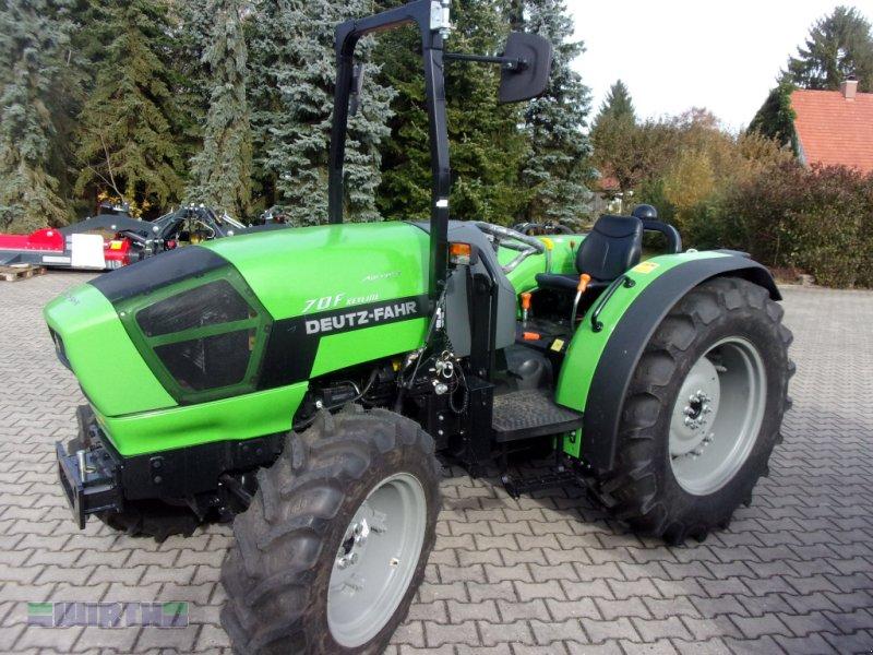 Traktor des Typs Deutz-Fahr Agroplus F 70 Keyline, Neumaschine in Buchdorf (Bild 1)