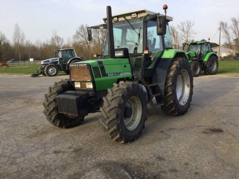 Traktor типа Deutz-Fahr Agrostar 4.71, Gebrauchtmaschine в L'ISLE JOURDAIN (Фотография 1)