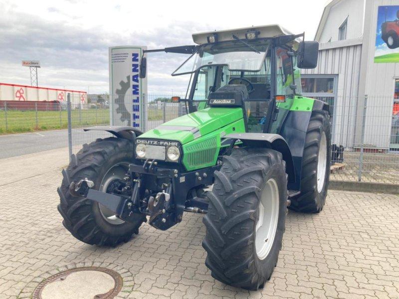 Traktor типа Deutz-Fahr Agrostar 6.38,Klima,LL Gang, Gebrauchtmaschine в Stuhr (Фотография 1)