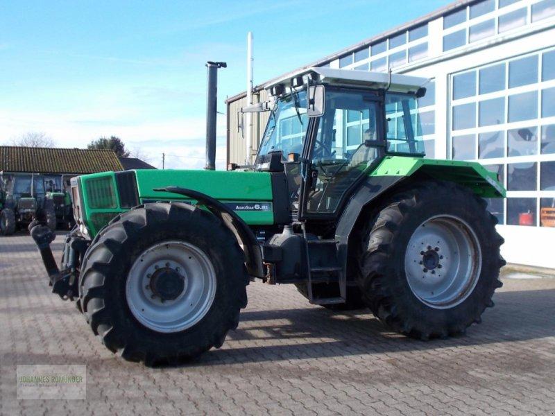 Traktor des Typs Deutz-Fahr AgroStar 6.81 aus 1. Hand, Gebrauchtmaschine in Leichlingen (Bild 1)